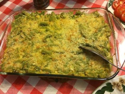 Pantry Green Bean Casserole