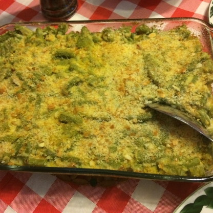 Pantry Green Bean Casserole